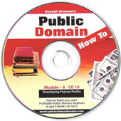 Public Domain How To CD