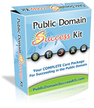 Public Domain Success Kit